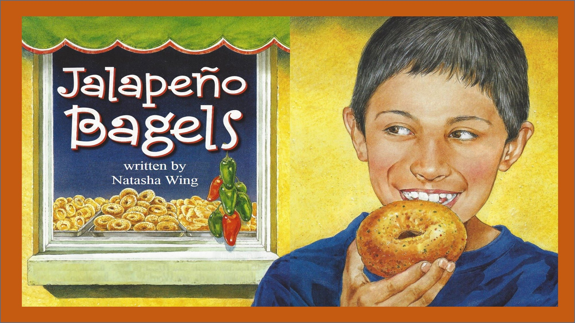 Jalapeno Bagels – The Foodways Project