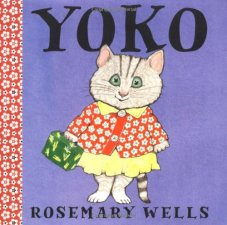 YOKO by ROSEMARY WELLS // This is a classic story chronicling the stigma many young POC experience in the lunch room when consuming foods from their cultural identity. Yoko, a little Japanese girl learns how to overcome her shame and celebrate her food identity.