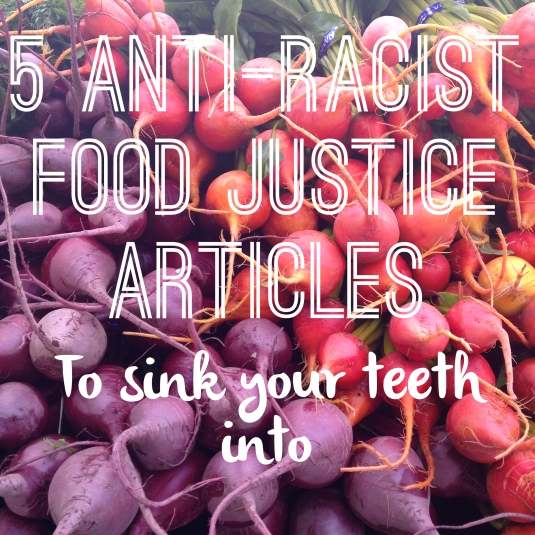 food justice image